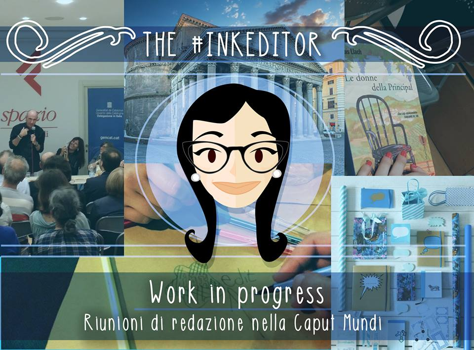 The #InkEditor – Work in Progress