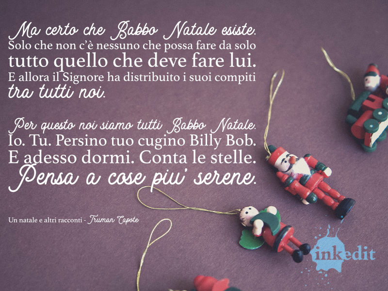 Thank God It's Friday – Un natale e altri racconti – Truman Capote