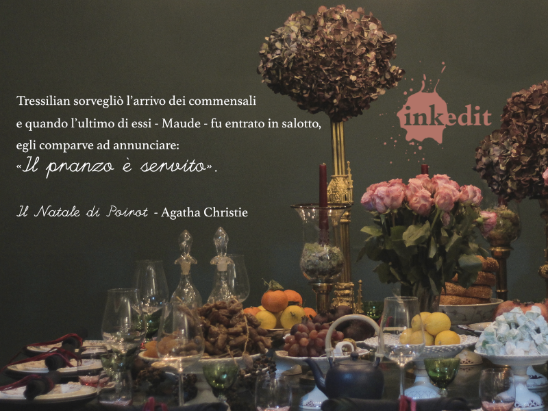Thank God It's Friday – Il Natale di Poirot – Agatha Christie