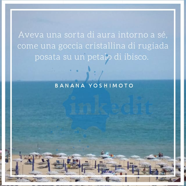 Thank God It's Friday – Il coperchio del mare – Banana Yoshimoto