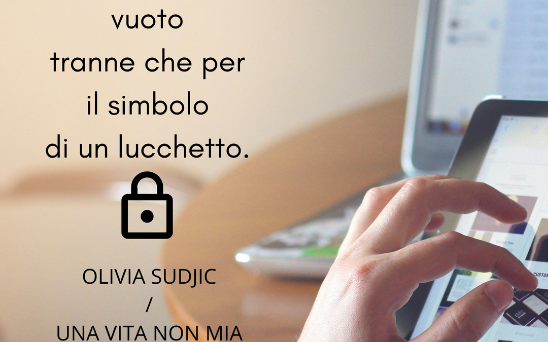 Thank God It's Friday – Una vita non mia – Olivia Sudjic