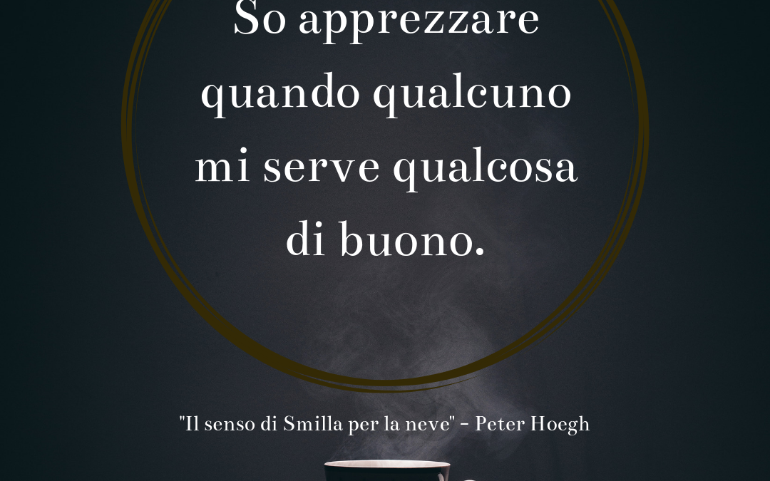 Thank God It's Friday – Il senso di Smilla per la neve – Peter Hoegh